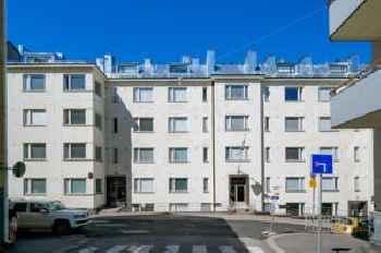 Forenom Serviced Apartments Helsinki Kruununhaka 201