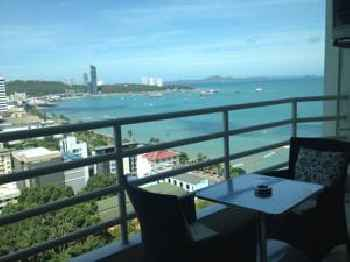 View Talay 6 Pattaya Beach Apartment by Honey 219