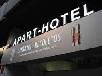 Apart-hotel Serrano Recoletos 219