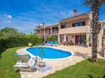 Family friendly house with a swimming pool Radetici, Central Istria - Sredisnja Istra - 17183 220