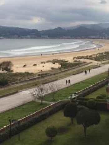 Primera linea playa laredo 201