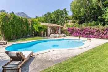 Villa with pool in Puigpunyent - [#120624] 220