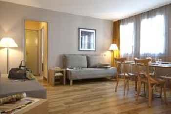 Aparthotel Adagio Paris Montmartre 219
