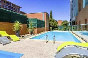 Aparthotel Adagio Access Toulouse Jolimont 219