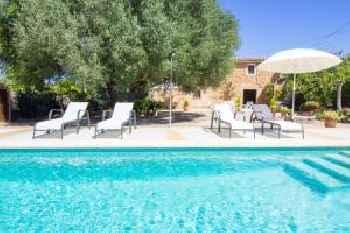 Preciosa Finca rustica con A/C y piscina exclusiva 213
