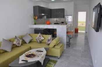 Neue Wohnung, ruhig, 150 m vom Strand, free Wi-Fi 201