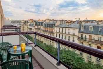 Citadines Bastille Gare de Lyon Paris 219