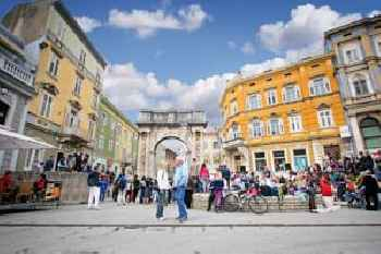Downtown Apartments Pula 201