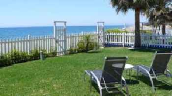 Beachfront townhouse Costa del Sol 220