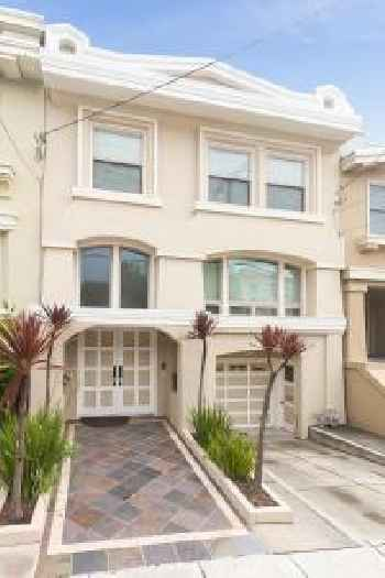 Large Furnished Single Family Home, Walking Distance to Golden Gate Park 220