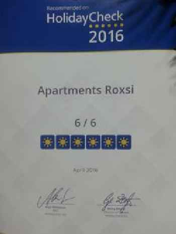Apartments Roxsi