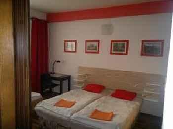 Red Apartment 201