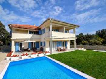 Suha Punta Villa Sleeps 10 with Pool Air Con and WiFi 213