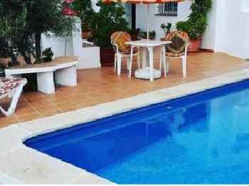 Rustic Holiday Home in Almuñecar with Private Swimming Pool 220