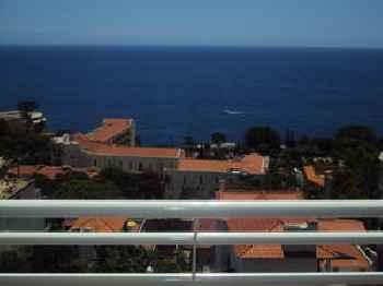 Lido Funchal Apartment balcony sea view 201