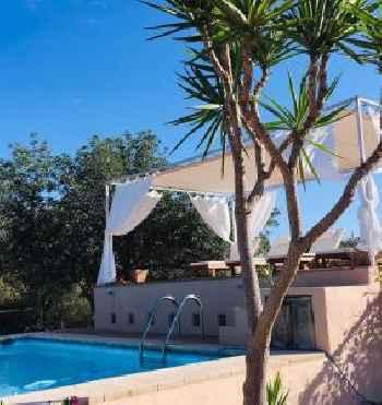 Finca mit privatem Pool und Klima, ruhige Lage 220