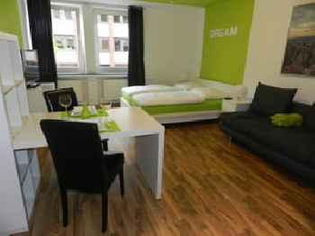 Ambiente Apartment 201