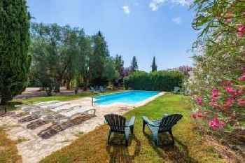 Discover Mallorca from this 4BR Pool & BBQ 220