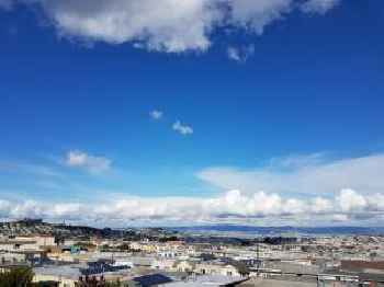 San Francisco Home with panoramic Bay views 220