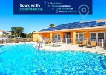 Disney Magic and Eco-resort Living w/Private Pool! 220