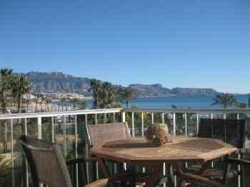 Albir sea views 201