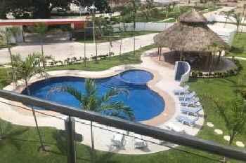 Penthouse en Manzanillo, Tres Recamaras, Terraza y Alberca 201