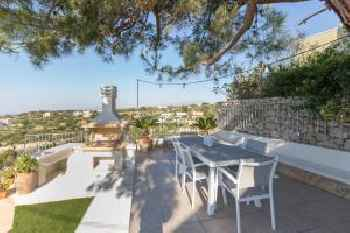 Effies Cozy Villa-Spectacular View and Playground 213