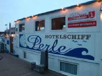 Hotelschiff Perle Bremen 215