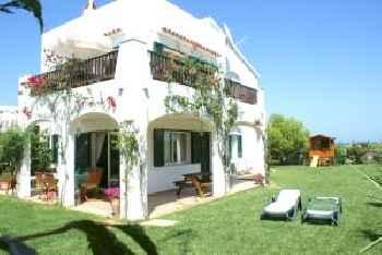 Villa 5* en Menorca. Con Piscina, Jardín, AA, Wifi y mucho encanto 220
