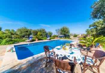 Sant Joan Holiday Home Sleeps 4 with Pool and WiFi 220