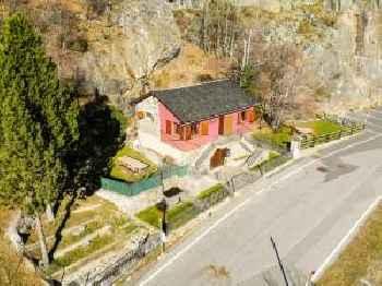 SOMATEN. Casa rural en parque natural de alta montaña cerca de Ordino-Arcalís. 228