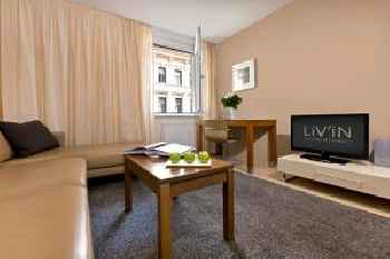 LiV'iN Residence by Fleming's Wien 219