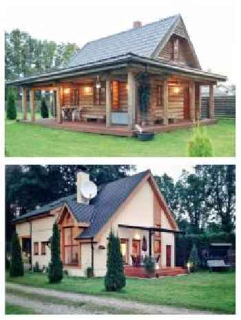 Forest Edge Lodge and House 220