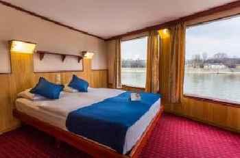 Boat Hotel Fortuna 215