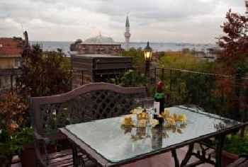 Sultanahmet Suites 201