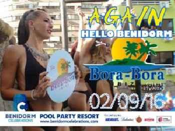 Benidorm Celebrations Music Resort 201