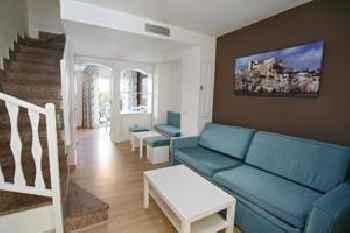 Apartamentos turísticos Jardines del Plaza 201