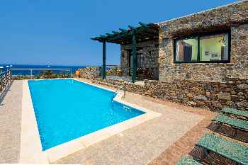 Peace & Tranquility at Isolated villa Elafonissi